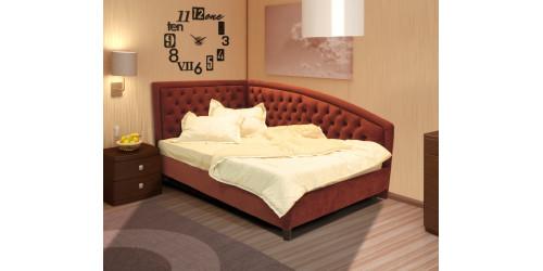 Угловая кровать Грета